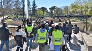 Se celebraron en el parque de El Castillo numerosas actividades para todos los vecinos del municipio