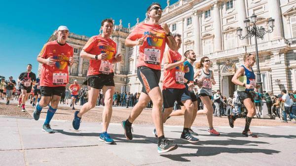 El EDP Rock 'n' Roll Running Series volverá a ser presencial en Madrid