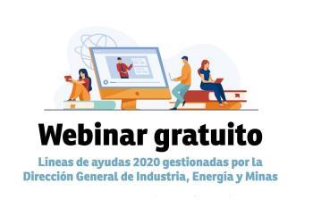 El evento será online, y está gestionado por la Dirección General de Industria, Energía y Minas de la Comunidad de Madrid
