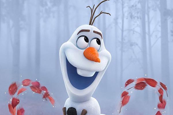 El entrañable Olaf protagonizará una serie de cortos para amenizar el confinamiento de los más pequeños