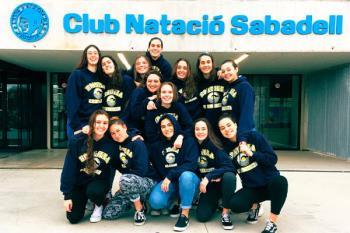 Las chicas del CN Boadilla están deseando obtener nuevos logros después de una extraordinaria temporada