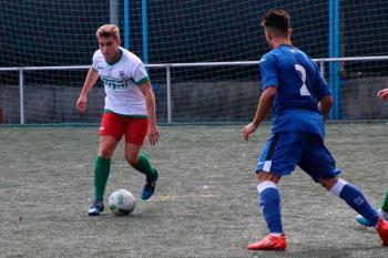 Actual jugador del Vicálvaro, se ve obligado a dejar el fútbol con 26 años