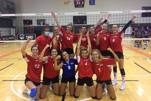 El Feel Volley Alcobendas debuta con victoria en la Liga Iberdrola