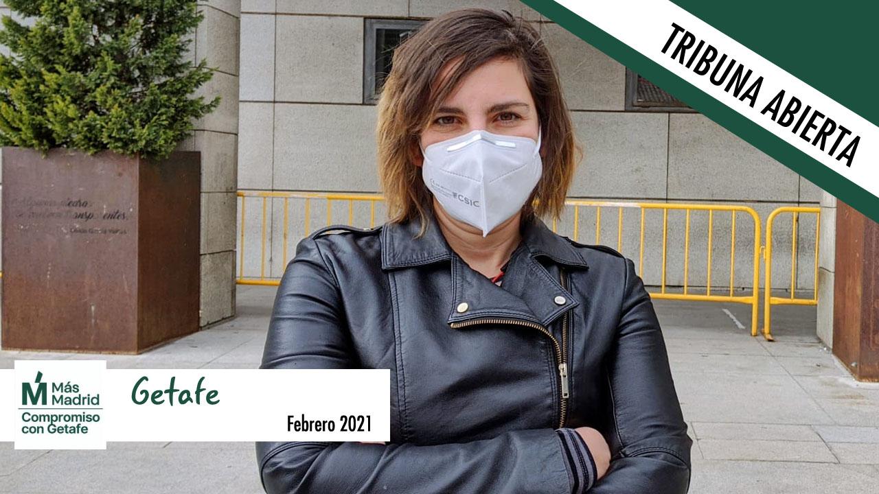 Tribuna abierta de Más Madrid Compromiso con Getafe