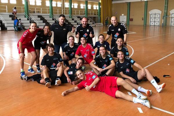 El F.S.F. Móstoles debutará en liga ante el Las Palomas Intersala Promesas
