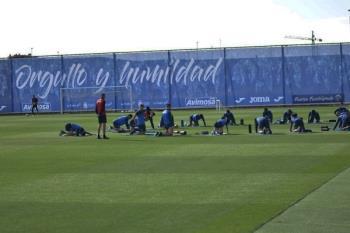 El club renueva a sus jugadores para las jornadas posteriores al 30 de junio