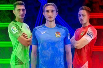 El club ha presentado las camisetas que lucirá en la temporada 2020/2021