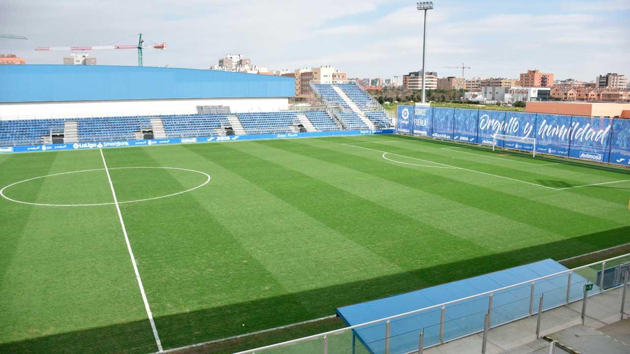 El club ha puesto el estadio a disposición de las autoridades competentes