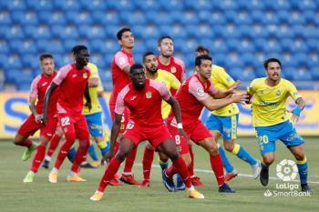 El equipo de José Ramón Sandoval consiguió remontar un encuentro en el que perdía 2-0