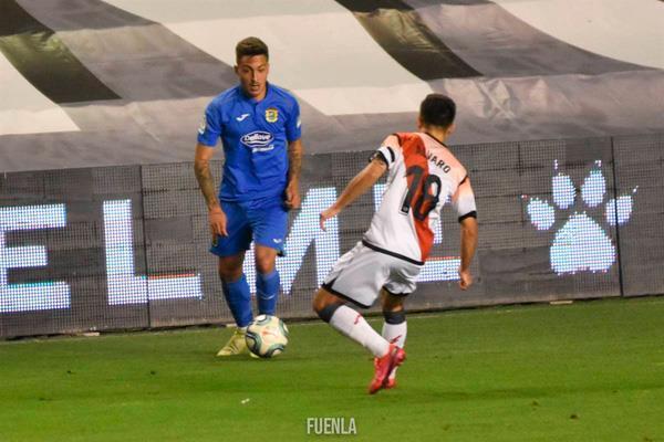 El Fuenla se enfrentará al Rayo Vallecano en el primer partido de pretemporada