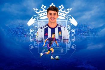 El joven jugador cuenta con una gran experiencia en Segunda división