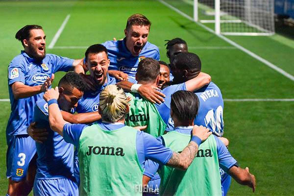 El club madrileño pide jugar su partido de play-off frente al Deportivo