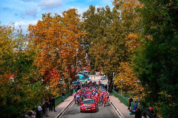 El ganador de La Vuelta a España pasará por Villaviciosa de Odón