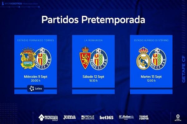 Será contra el Fuenlabrada en el estadio Fernando Torres a las 20:00 horas