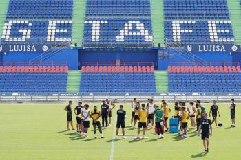El equipo seguirá dirigido por José Bordalás, quien ha confirmado su continuidad