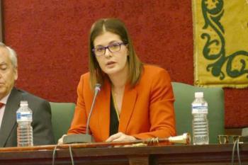 """La edil anuncia una reducción salarial """"pactada por PSOE, Podemos y Más Madrid"""" excluyendo al resto de partidos"""