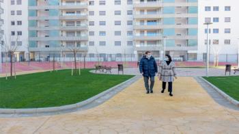 El alcalde anuncia tres parques nuevos en la localidad