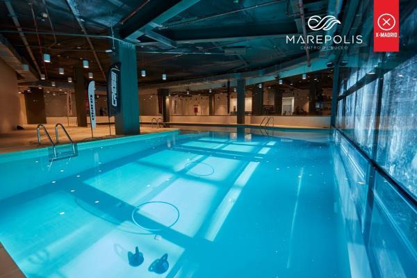¡El gran centro de buceo de X-MADRID abre sus aguas!