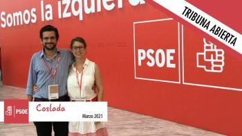 Opinión | Tribuna abierta de la portavoz municipal del PSOE de Coslada, Macarena Orosa Hidalgo