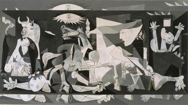 """La obra de Picasso, creada para la Exposición Internacional de 1937, cumple 40 años desde que volviera del """"exilio"""""""