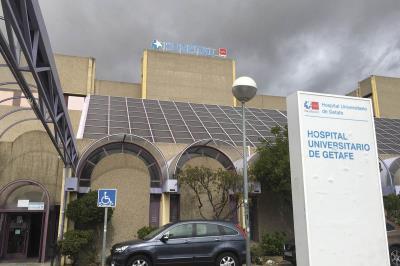 Lee toda la noticia 'El Hospital de Getafe realizará pruebas PCR 24 horas al día al incluir el turno de noche'
