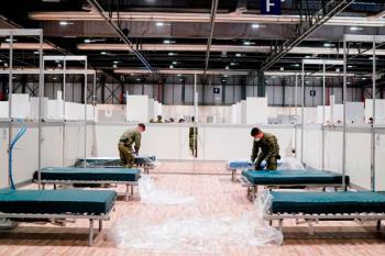La Comunidad de Madrid plantea reactivar las instalaciones ante el aumento de casos de Covid-19