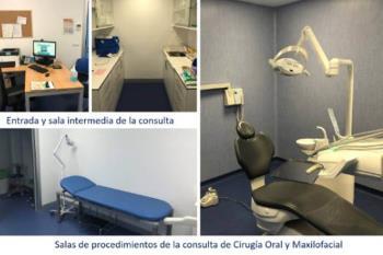 Han conseguido ampliar el espacio a tres salas y mejorar las instalaciones minimizando las posibilidades de contagio