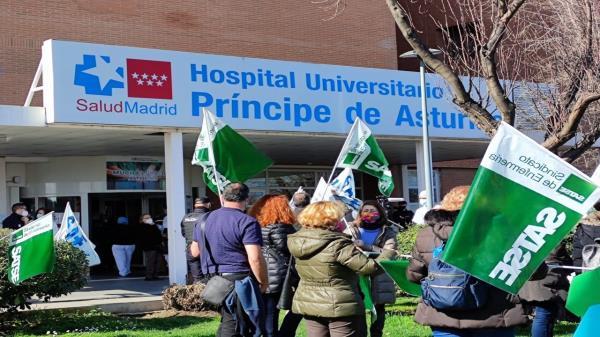 El Sindicato de Enfermería y Sanidad de España ha señalado que se necesitan medidas urgentes