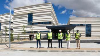 El nuevo Hospital tendrá amplias y cuidadas instalaciones con la tecnología más puntera