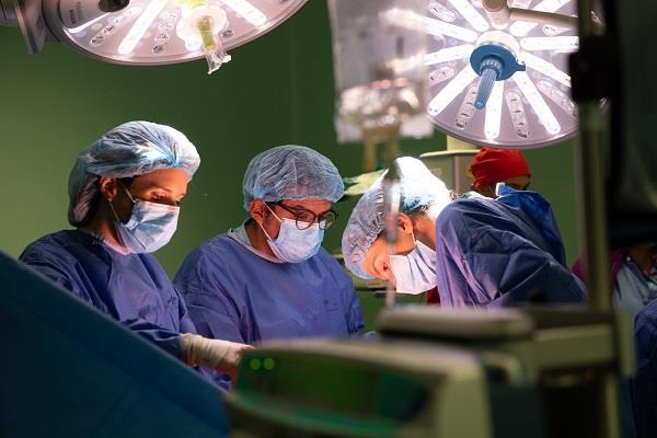 El Hospital Universitario de Torrejón de Ardoz cumple nueve años