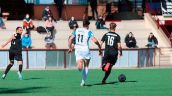 Los madrileños se han llevado los tres puntos contra el Atlético Baleares