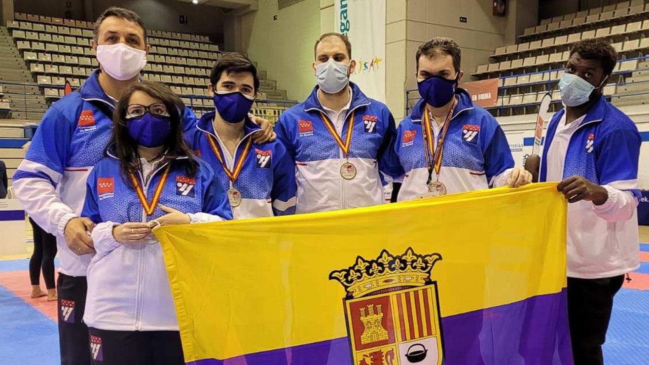 Varios clubes de nuestra ciudad han logrado medallas en las últimas competiciones