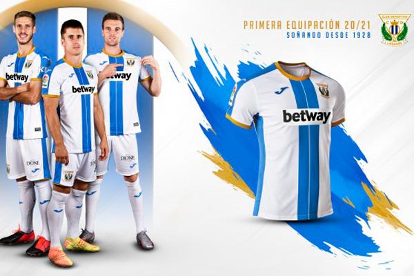 El club ha presentado la que será su camiseta en la campaña 2020/2021