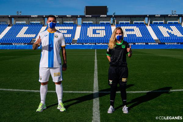 El C.D. Leganés y el Leganés F.S. han firmado su acuerdo de colaboración