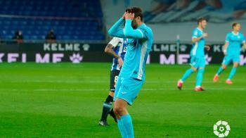El conjunto pepinero cayó por 2 a 1 ante el equipo catalán