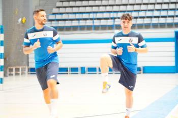 Los de David Zamorano abrirán la liga en Leganés el 24 de octubre