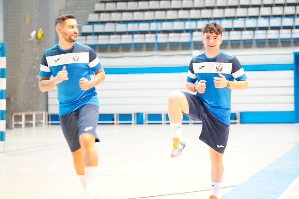 El Lega recibirá al Santiago Futsal en su estreno liguero en Segunda división