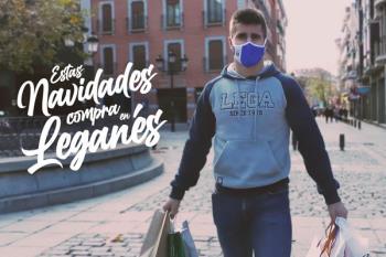 El club y el consistorio leganense han impulsado la campaña #CompraEnLeganés