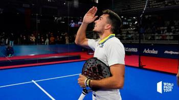 Ganó, junto a Juan Lebrón, el Estrella Damm Alicante Open 2021