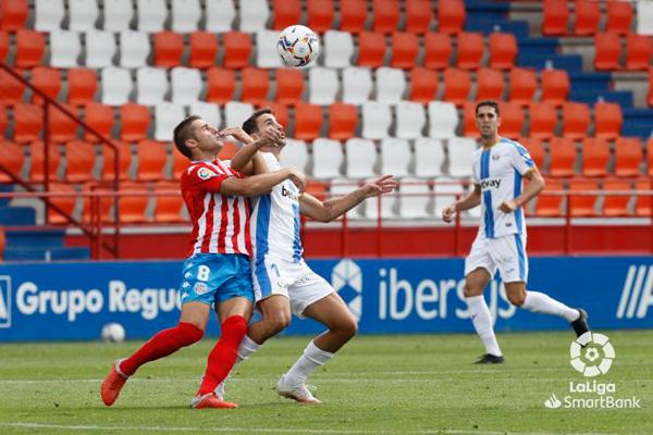 El Lugo consiguió remontar el tanto inicial de Sabin Merino para los pepineros