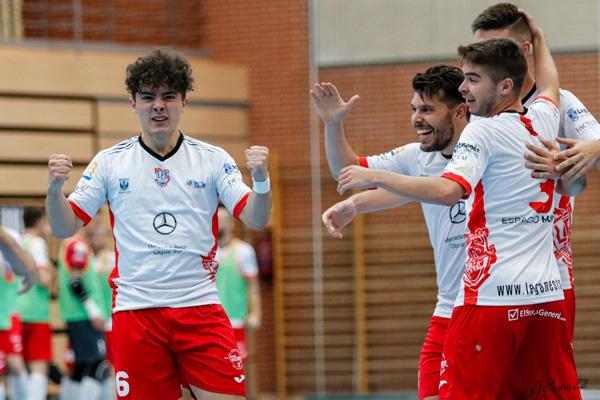 El club ha renovado a Palomares, Dela, Chicho y Guille para el proyecto en Segunda división