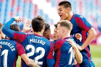 Los de José Ramón Sandoval recibirán a los valencianos en los dieciseisavos de Copa del Rey