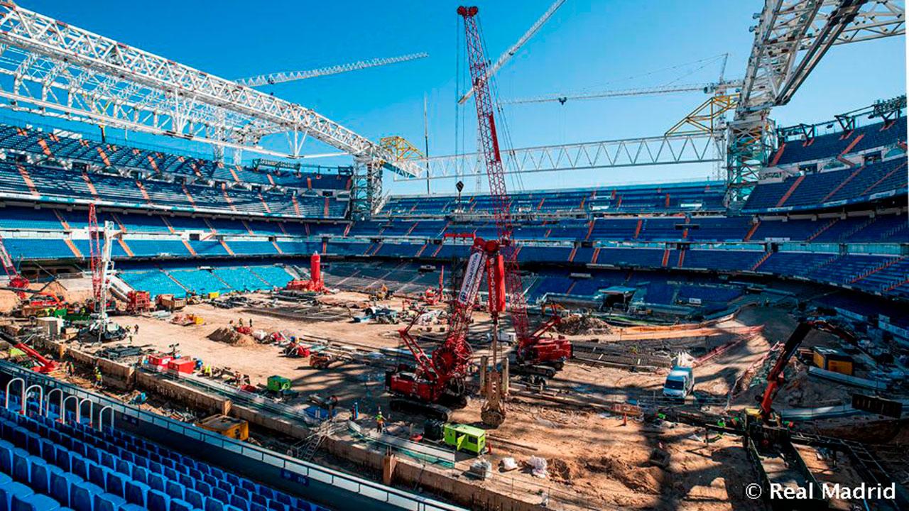 El club blanco ha decidido construirlo para hacer de él una fuente de ingresos de hasta 120 millones de euros por temporada