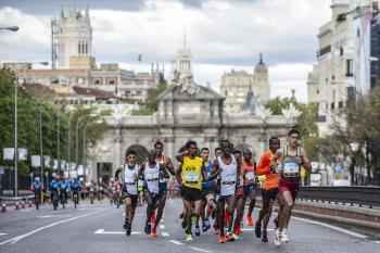 Las calles de la capital se llenarán de corredores para celebrar la edición número 20 de la carrera