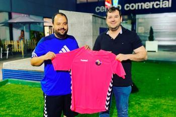 Pedro Gil se encargará de coordinar la actividad deportiva del club mostoleño