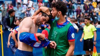 El conjunto de Víctor González logró el ascenso a la antigua Segunda división B