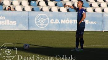 Un gol de Ledesma en el último minuto de la prórroga mandó a los mostoleños a la final del playoff