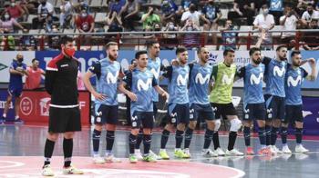 Los interistas juegan ante el Barcelona en el Palau Blaugrana a partir de las 20 horas y el partido se podrá ver en televisión por Teledeporte
