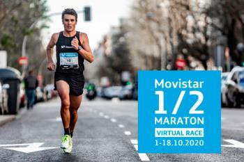Se podrá correr, desde cualquier punto de España, entre los días 1 y 18 de octubre