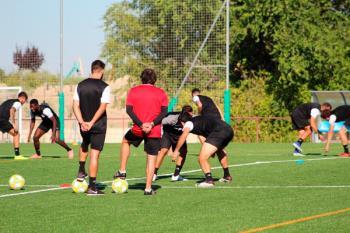 El club boadillense está encuadrado en el Subgrupo A del grupo V de Segunda división B